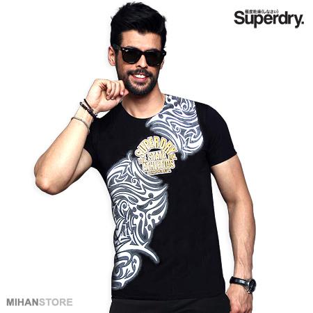 تیشرت مردانه سوپر درای Superdry