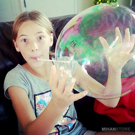 بادکنک جادویی مجیک بابل Magic Bubble
