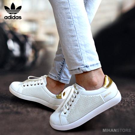 کفش اسپرت دخترانه آدیداس استن اسمیت adidas Stan Smith