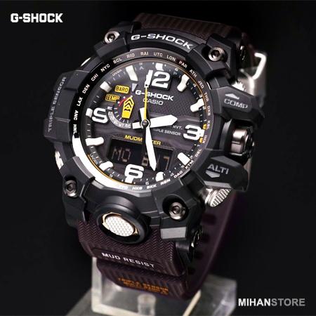 ساعت دخترانه و پسرانه CASIO G-Shock GWG-1000