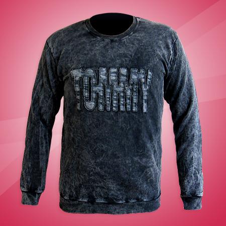 بلوز راک طرح Tommy Adidas Diesel chanel