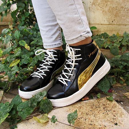 کفش زنانه ساق بلند پوما ریحانا PUMA Rihanna
