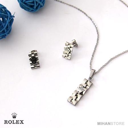 نیم ست زنانه رولکس Rolex