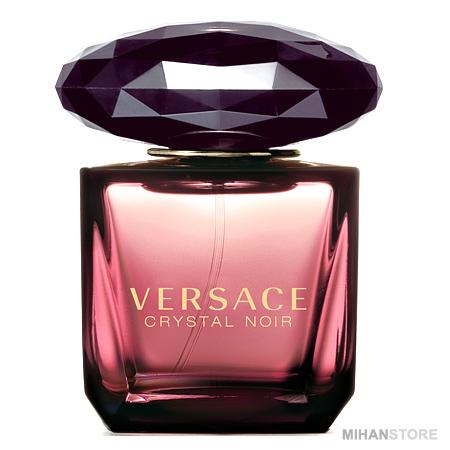 ادکلن زنانه Versace Crystal Noir