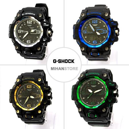 ساعت کاسیو جی شاک G-Shock GWG-1000