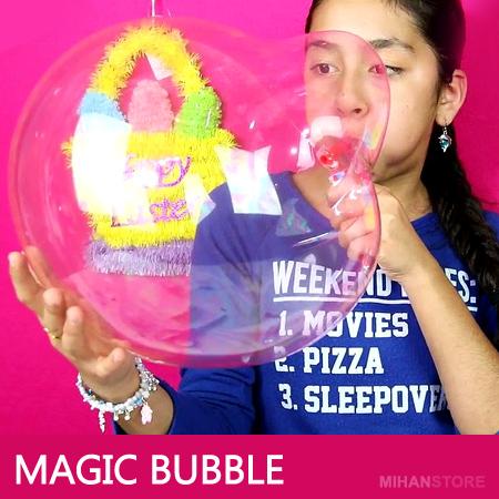 بادکنک چسبان ضدضربه Magic Bubble