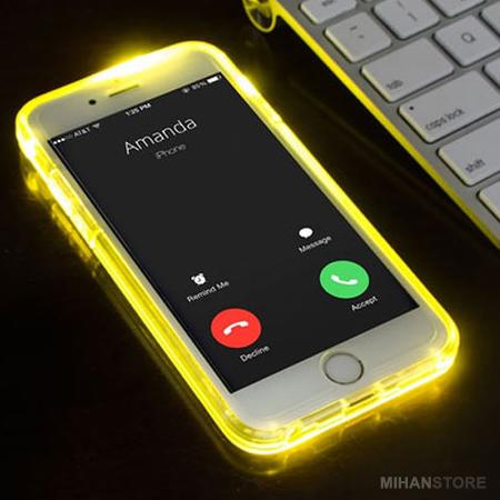 محافظ ژله ای LED مخصوص iPhone