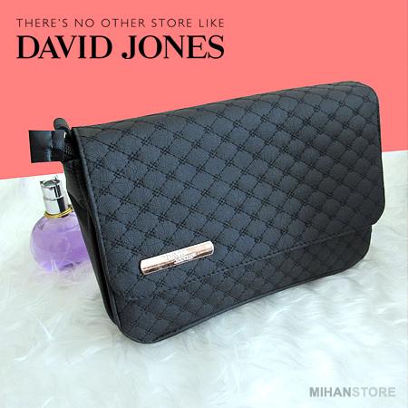 کیف چرمی زنانه David Jones